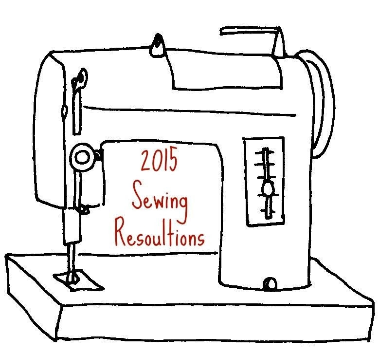 2015 Sewing Resolutions | The Fabric Market