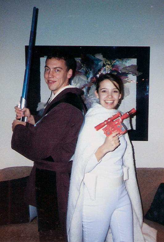 TheFabricMarket   Star Wars Day Costumes Made By Jaime
