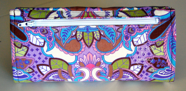 Emmaline Bags Necessary Clutch Wallet MadeByJaime   TheFabricMarket.com