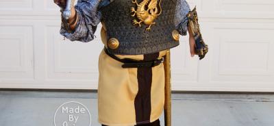 Knight Costume | TheFabricMarket.com