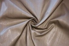 Rayon/Silk Sparkle Canvas - Stone