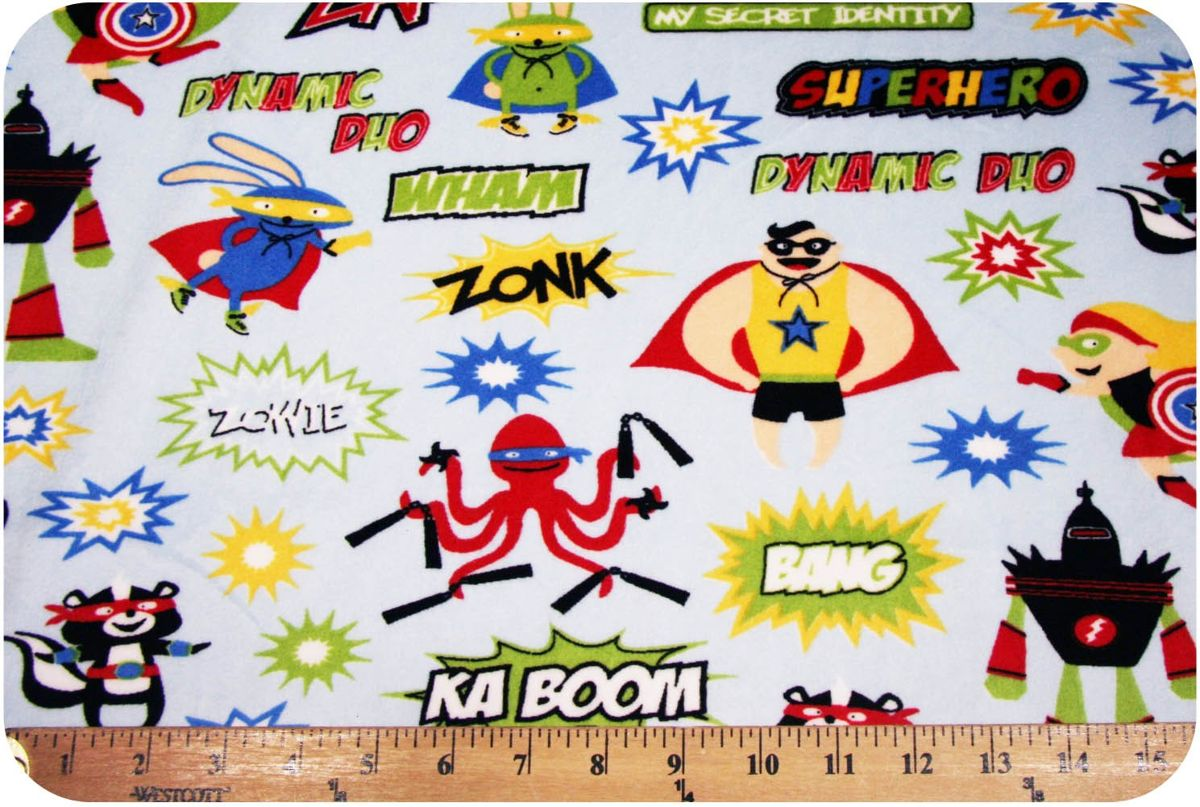 Superheros - Adventure