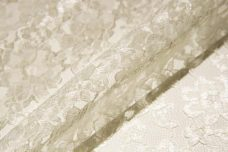 Poly Lace - Ivory