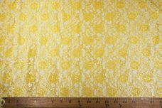 Poly Lace - Yellow