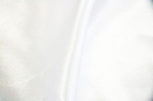 Charmuse Satin - White