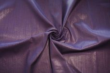 Rayon/Silk Sparkle Canvas - Wisteria