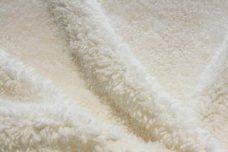 Sherpa Minky - Ivory