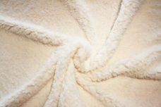 Llama Minky - Cream