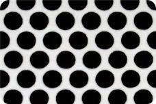 Mod Dots - Black