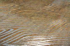 Silver Foiled Zebra Cork