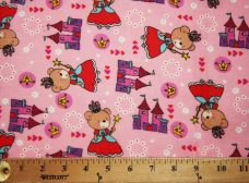 Beary Princess - Pink