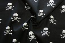Skull & Crossbones Twill