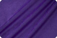Flat Minky - Purple