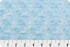 Rosette - Light Blue