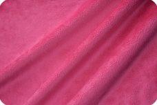 Flat Minky - Hot Pink