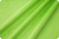 Flat Minky - Lime