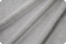 Flat Minky - Silver
