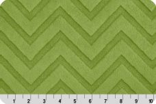 Embossed Chevron - Jade