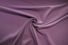 Solid Gabardine - Dark Lavender