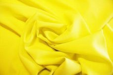 Solid Gabardine - Lemon