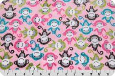 UrbanZoo Monkey - Fuchsia