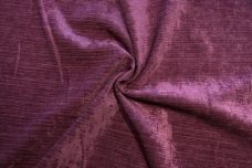 Lightweight Upholstery Chenille - Burgundy