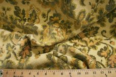 Antique Floral Chenille