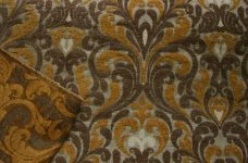 2 Tone Damask Chenille - Antique