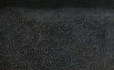 Swirl Textured Chenille - Slate