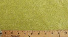 Swirl Textured Chenille - Cactus