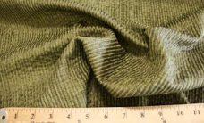 Knit Corduroy Chenille - Basil