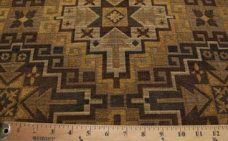 Large Aztec Chenille - Brown