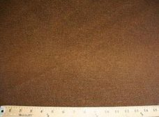 Tweed Chenille - Rust