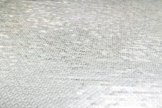 Sequin Mesh - Silver