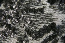 Various Embroidered Sequin Mesh