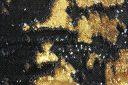 Reversible Sequin - Black & Bright Gold