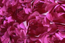 Jumbo Floral on Mesh - Magenta