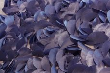 Jumbo Floral on Mesh - Periwinkle