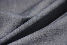 Navy Cotton Chambray