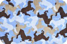 Horse Camo - Sky
