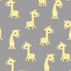 Bashful Giraffe Minky
