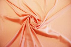 Crepe De Chine - Peach