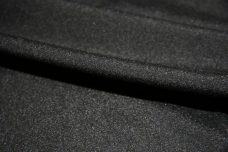 Crepe De Chine - Black