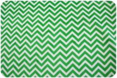 Mini Chevron - Kelly