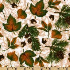 Maple Leaf - Olive