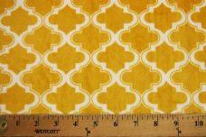 Moroccan Tile - Mustard