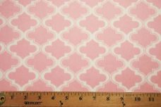 Moroccan Tile - Pink