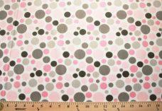 Bubble Dots - Blush