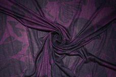 Jumbo Purple Floral Jersey