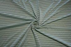 Lightweight Stripe Jersey - Seafoam